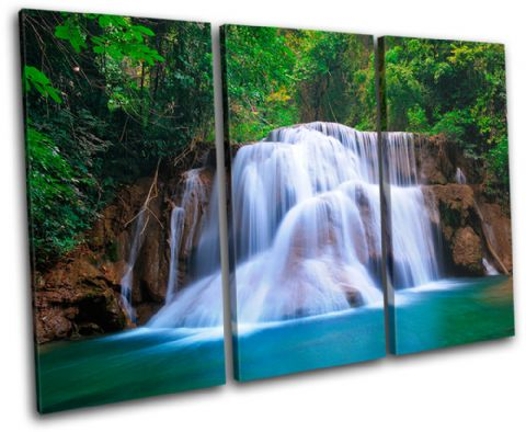 Waterfall River Landscapes - 13-1108(00B)-TR32-LO